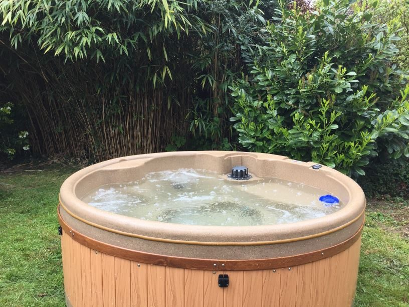 Hot Tub Hire in London